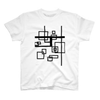 アールデコ調 T-shirts