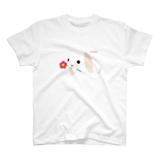 ニコさんちのうららちゃん Tシャツ