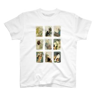 写楽B Tシャツ