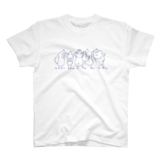 何か生まれる!2 T-shirts