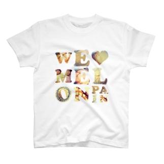 メロンパンフェスティバル公式グッズ Tシャツ