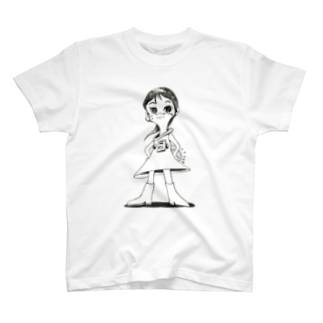 ヤノベケンジアーカイブ&コミュニティのヤノベケンジ《サン・シスター》 Tシャツ