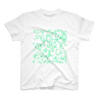 Game of Life(Green) Tシャツ