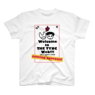 THE TYNC [Coming Soon ! - ROSE2]  T-shirts