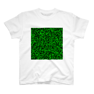 レオナのGame of Life(Black&Green)_01 T-shirts