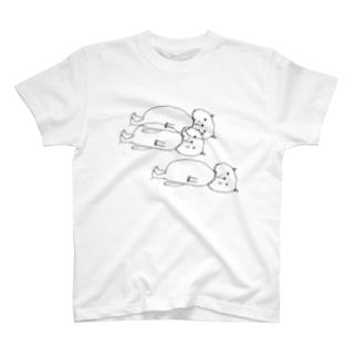 nekochyan Tシャツ