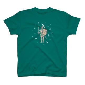 浮かれナイト Tシャツ