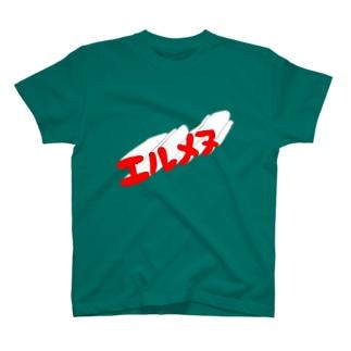 エルメヌ Tシャツ
