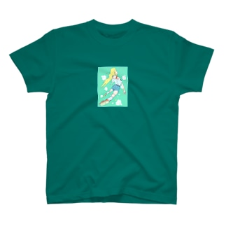 ロボネちゃんのゆめ Tシャツ