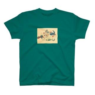 わんこ Tシャツ