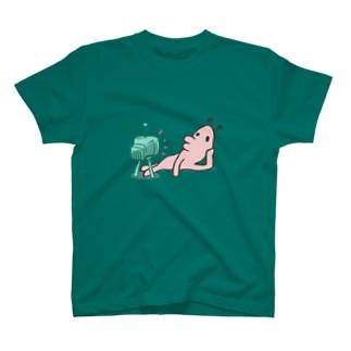 どうぶつくん(テレビ) Tシャツ