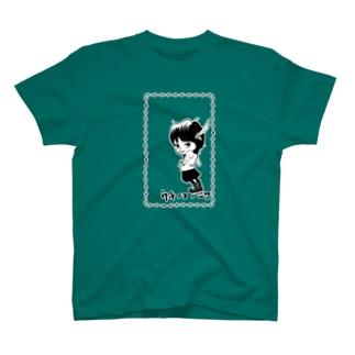 Black'n Sweet Tシャツ