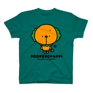 コロッとしたプー Tシャツ