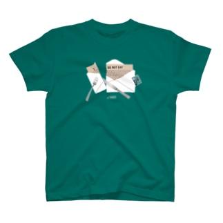Y.G.S.N. POSTAGE 01 Tシャツ
