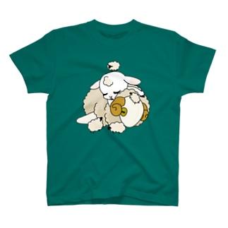 ねむねむこひつじ Tシャツ