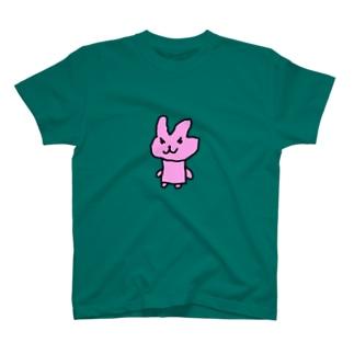 わるいウサギさん Tシャツ