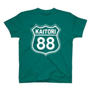 KAITORI 88 (W) Tシャツ