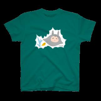 やるきないお店のとぶやるきないものTシャツ
