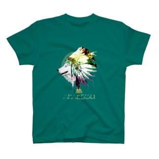 あらえびすアシルイ Tシャツ