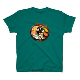 寿司娘 Tシャツ