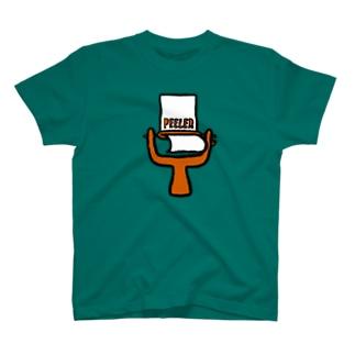 PEELER - 06 Tシャツ