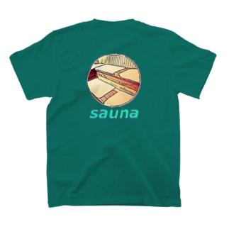 sauna T-shirts