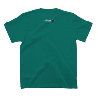 送り盆(白)-シハンドキショウ T-shirts