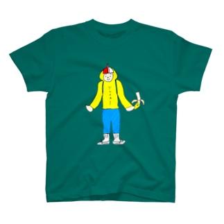 QK活動まさるくん T-shirts