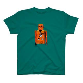 ブリキ君 T-shirts
