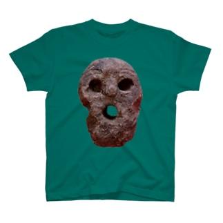 人面石 T-shirts