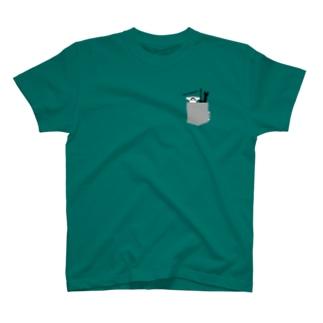 ハンマーになりきりな、サメさん T-shirts