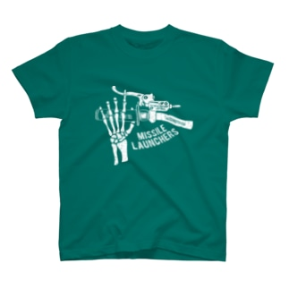 Missile Launchers(White) T-shirts