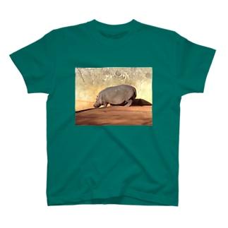 ヒポポタス T-shirts