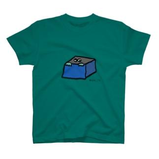 とじこもりボックス Tシャツ