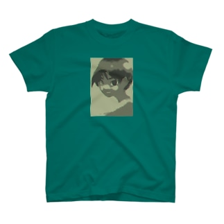 レトロガール T-shirts