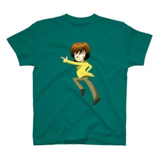 百合のグッズ T-shirts