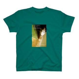 グーグル先生に「ようつべ」って話しかけて、「もしかしてYoutube?」と返事をもらう毎日。 T-shirts