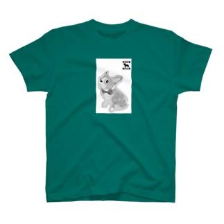 ぼすとんテリあ T-shirts