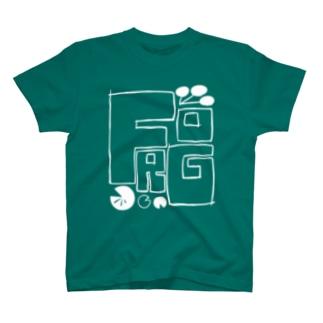 FROG(濃色) T-shirts