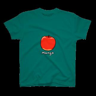 魔法少女見習い 波居のアップルマンゴー T-shirts