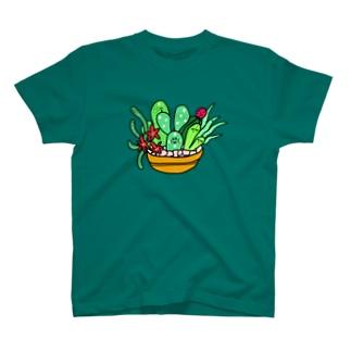 あなたのおにわ T-shirts