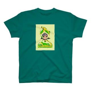 キャナナのコス パツギンバージョン☆ T-shirts