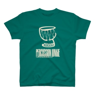 percussion junkie T-shirts