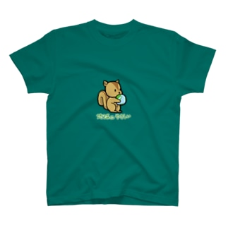 地球にやさしい T-shirts