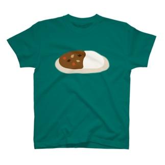 大好物カレー T-shirts