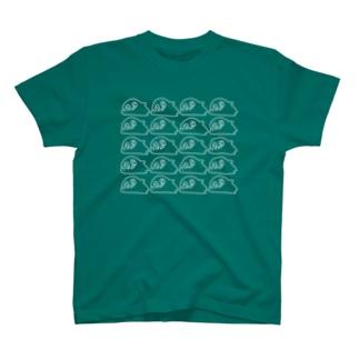 おろろぞうしょくちゅう T-shirts