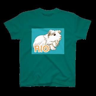 LichtmuhleのRIOちゃん T-shirts