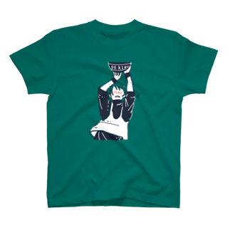 キッタンケ KittankeのTOBE T-shirts
