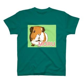 MORUちゃん T-shirts