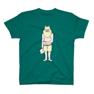 HELLO!ルーカス T-shirts